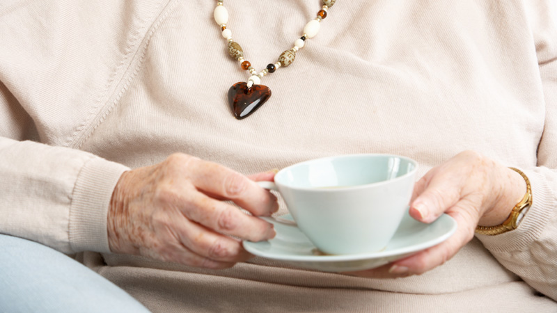 Peace of mind following care fees advice from Eldercare Group