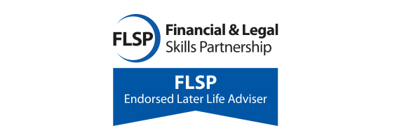 Later Life Adviser Accreditation (LLAA) logo
