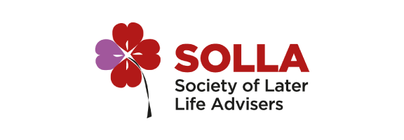 Society Of Later Life Advisers (SOLLA) logo